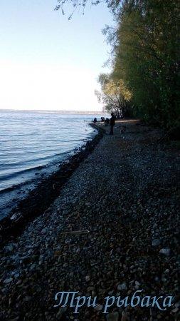 Рыбалка на Усе в мае