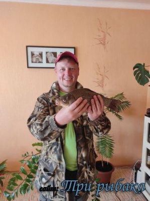 Рыбалка в Печерских Выселках. Шигонский район.
